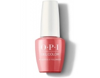 OPI -  GELCOLOR гель-лак GCT31 My Address Is Hollywood (15 мл)