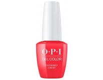 OPI -  GELCOLOR гель-лак GCT30 I Eat Mainely Lobster (15 мл)